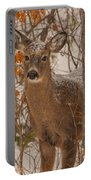 Winter Fawn Portable Battery Charger