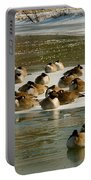 Winter Geese - 06 Portable Battery Charger