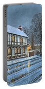 Winter Glow Parish Room Tickhill Yorkshire Portable Battery Charger