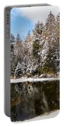 Winter Impressions ... Portable Battery Charger