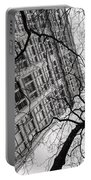 Winter In The City Portable Battery Charger