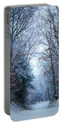 Winter Lane Portable Battery Charger