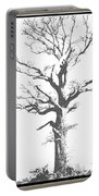Winter Oak Art Portable Battery Charger