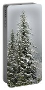 Winter Pines 2013 Portable Battery Charger