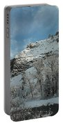 Winter Scene Portable Battery Charger by Jeff Swan