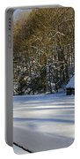 Winter Shack Portable Battery Charger