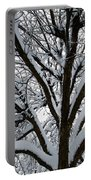 Winter Tree 1 Portable Battery Charger