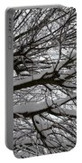 Winter Tree 3 Portable Battery Charger