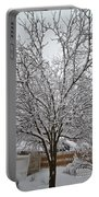 Winter Tree 7 Portable Battery Charger