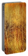 Winter Trees Color 4 Portable Battery Charger