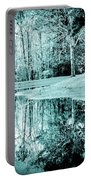 Winter's First Snowfall Portable Battery Charger