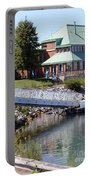 Winthrop Harbor Shore Portable Battery Charger