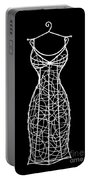 Wire Mannequin Portable Battery Charger