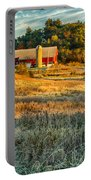 Wisconsin - Country Morning Portable Battery Charger