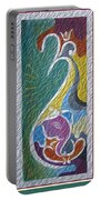 Wisdom And Peace I Portable Battery Charger