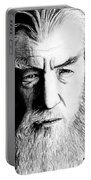 Wise Wizard Portable Battery Charger by Kayleigh Semeniuk