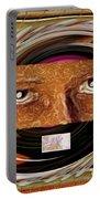 Wish List Pop Art Portable Battery Charger