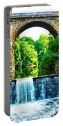 Wissahickon Falls Portable Battery Charger
