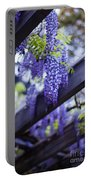 Wisteria Beams Portable Battery Charger