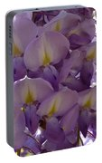 Wisteria Hysteria Portable Battery Charger
