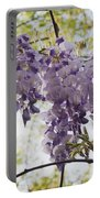 Wisteria Row Portable Battery Charger