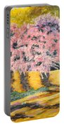 Wisterias Santa Fe New Mexico Portable Battery Charger