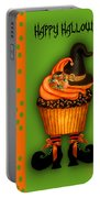 Witch Cupcake 3  Portable Battery Charger