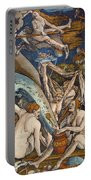 Witches Portable Battery Charger by Hans Baldung Grien