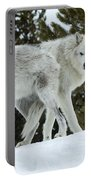 Wolf - Friend Portable Battery Charger