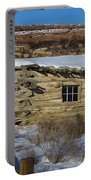 Wolfe Ranch Cabin Arches National Park Utah Portable Battery Charger