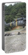 Wolfhounds Air Assault From A Uh-60 Portable Battery Charger