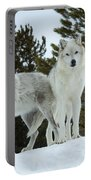Wolves - Partners Portable Battery Charger