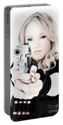 Woman Defense Portable Battery Charger