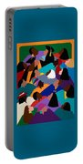Women Lifting Their Voices Portable Battery Charger