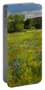 Wonder-filled Meadows Portable Battery Charger