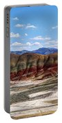 Wonder Of Erosion Panorama Portable Battery Charger