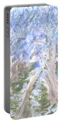Wondering Through Trees Portable Battery Charger