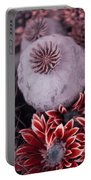Wonderworld Of Flowers Portable Battery Charger