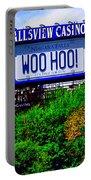 Woo Hoo Portable Battery Charger