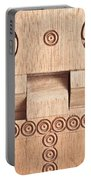 Wood Carving Portable Battery Charger by Tom Gowanlock