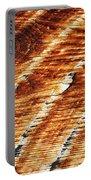 #woodgrain Portable Battery Charger