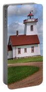 Wood Islands Lighthouse - Pei Portable Battery Charger