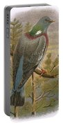 Wood Pigeon Portable Battery Charger