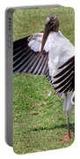 Wood Stork Portable Battery Charger