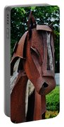Wooden Horse12 Portable Battery Charger