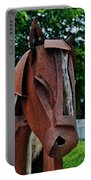 Wooden Horse13 Portable Battery Charger