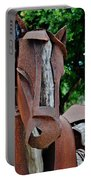 Wooden Horse15 Portable Battery Charger