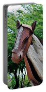Wooden Horse20 Portable Battery Charger