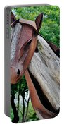 Wooden Horse21 Portable Battery Charger