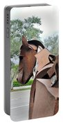 Wooden Horse26 Portable Battery Charger